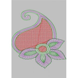 Sequin Embroidery designs 15