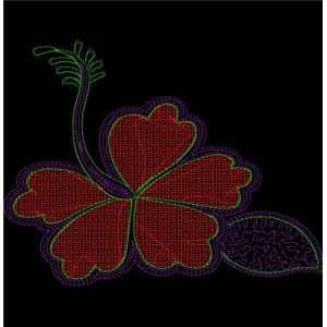 Sequin Embroidery designs 17