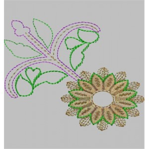 Sequin Embroidery designs 18