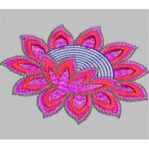 Sequin Embroidery designs 29