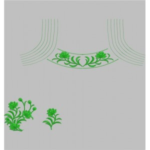 Indian Embroidery Designs 3