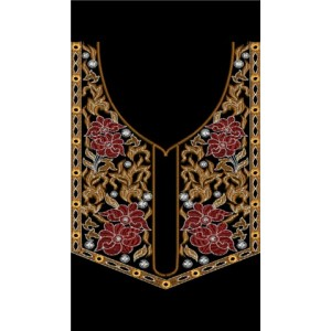 Indian Embroidery Designs 25