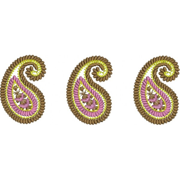 Indian Embroidery Designs 102