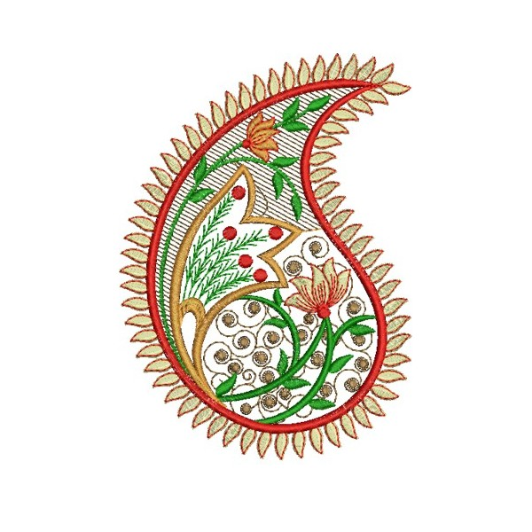 Indian Embroidery Designs 117