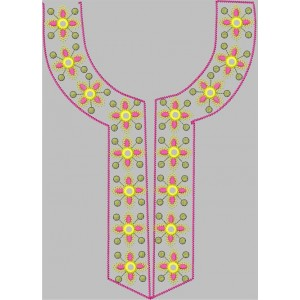 Indian Embroidery Designs 156