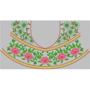 Indian Embroidery Designs 195