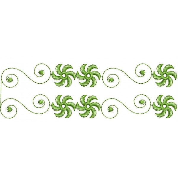 Hand Embroidery Border Designs | Free Wallpaper