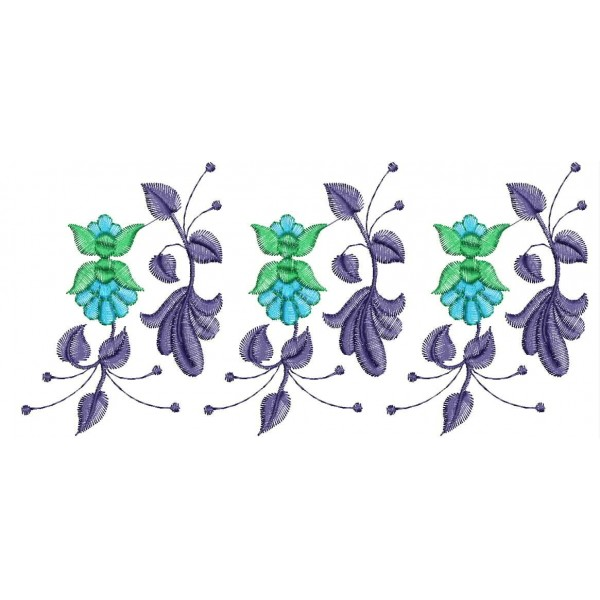 Flower ribbon embroidery designs embroideryshristi