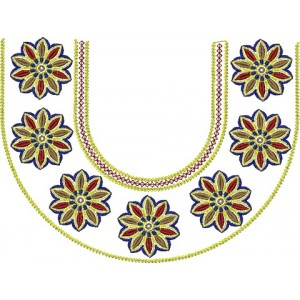 Indian Embroidery Designs 262