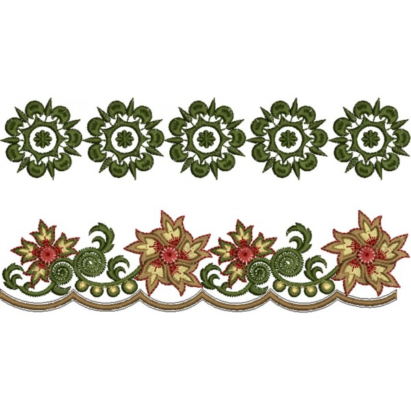 Indian Embroidery Designs 275