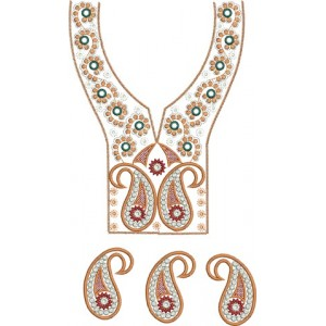 Indian Embroidery Designs 312