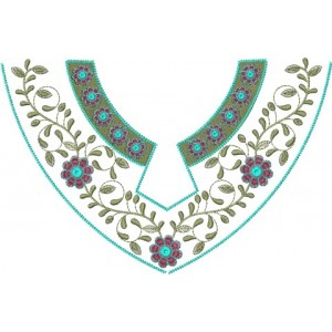 Indian Embroidery Designs 378