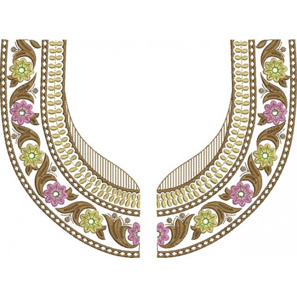 Indian Embroidery Designs 387