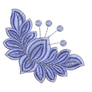 Lotus Embroidery Designs
