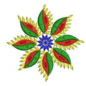 MULTI COLOUR EMBROIDERY DESIGNS