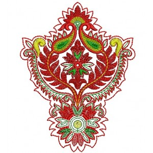 New Embroidery Designs buta