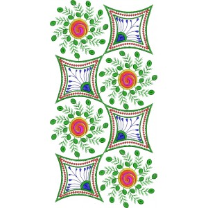 Flower jaal embrioidery designs new
