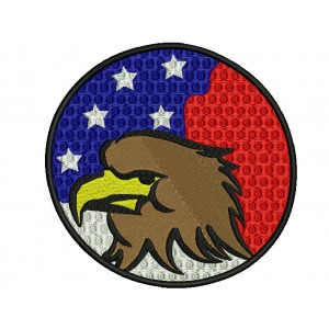 Eagel Embroidery Designs