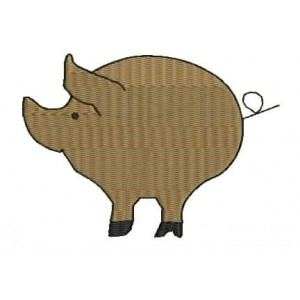 Pig embroidery Designs