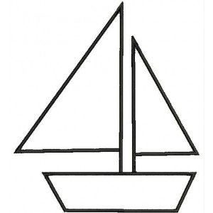 Yacht Embroidery Designs
