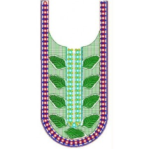 neckline Designs for Dress Embroidery 2