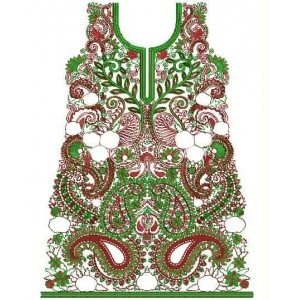 Tradtional Embroidery Dress