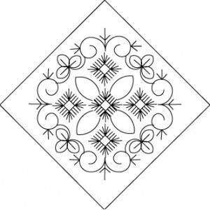 Embroideryshristi Quilt Free Clipart 4