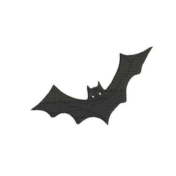 Bat Embroidery Designs Loading Zoom