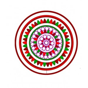 Clipart Circle Quilt Embroideryshristi 12