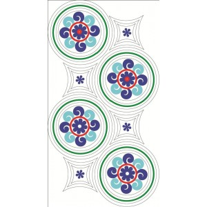 Abstract circle Designs clipart 31