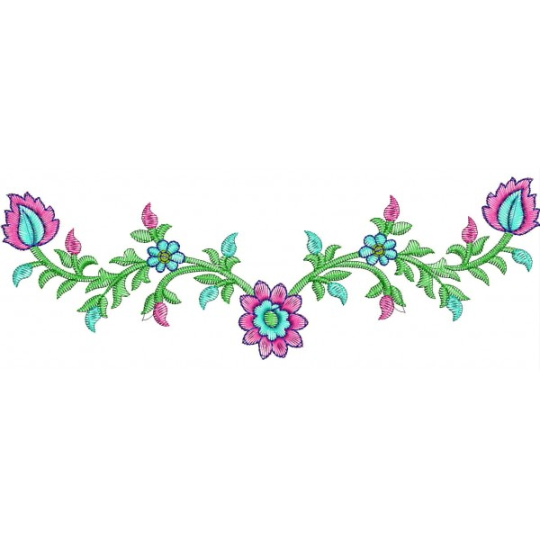 Small Neckline Embroidery Designs 41 - Embroideryshristi