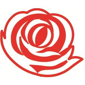 Clipart Rose Embroidery Clipart 45