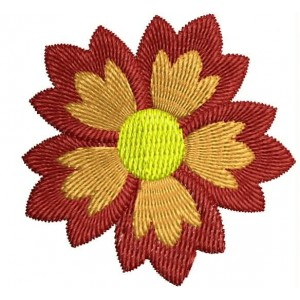 Flower 2x2 Embroidery Designs 16