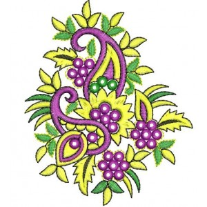 Decor Embroidery Designs 3033