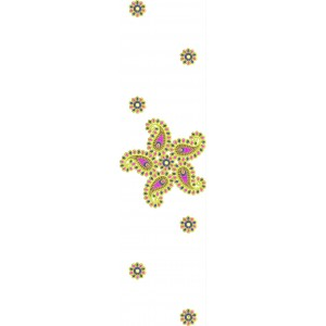 Dupatta Embroidery Designs11