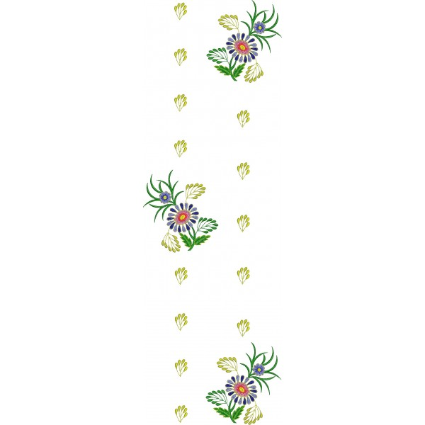 Butta embroidery design embroideryshristi