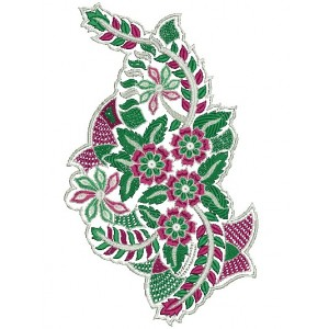 Patch Embroidery Design 5