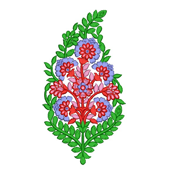 Floral embroidery designs embroideryshristi