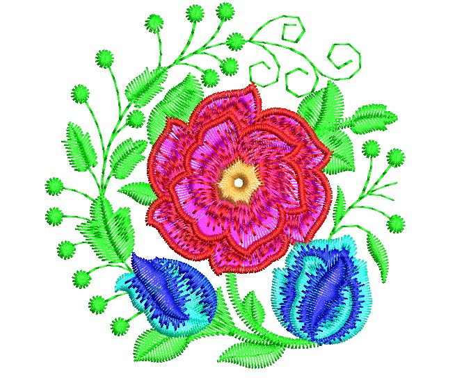 Rose Embroidery Designs Freebie Embroideryshristi