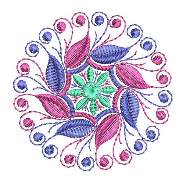 Fancy embroidery design embroideryshristi