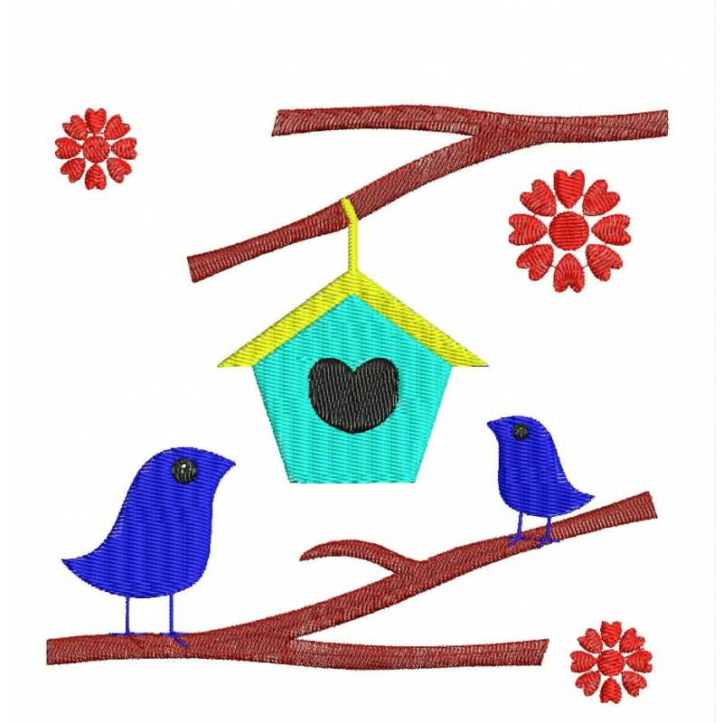 Bird House Embroidery Design, house,bird, bird, on house name plates designs, house prints designs, house of embroidery, house christmas, house finishing designs, house painting designs, house quilt designs, house drawing designs, house construction designs, house cake designs, house furniture designs, house home designs, house building designs, leaf designs, house frames, house fonts, house wallpaper designs,