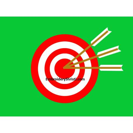 Archery Clipart 60