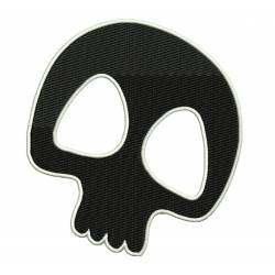 Simple Skull Machine Embroidery Design