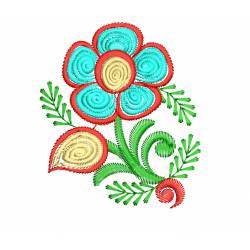 Flower Embrodiery Design 2018