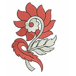 Flower Embroidery Design New