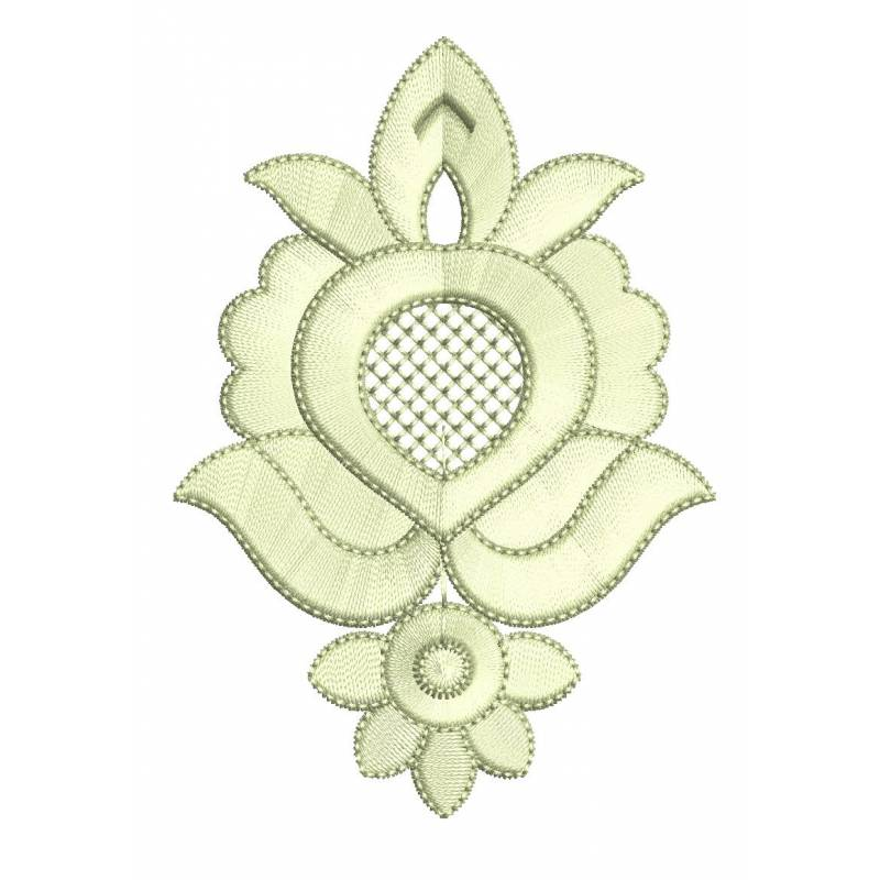 butta machine embroidery design 2018