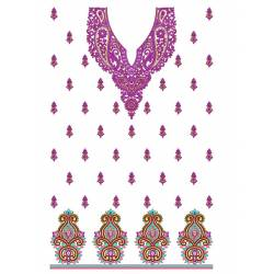 New Full Dress Embroidery Design