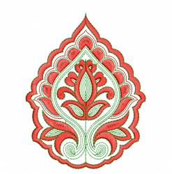 Free Butta Embroidery Design