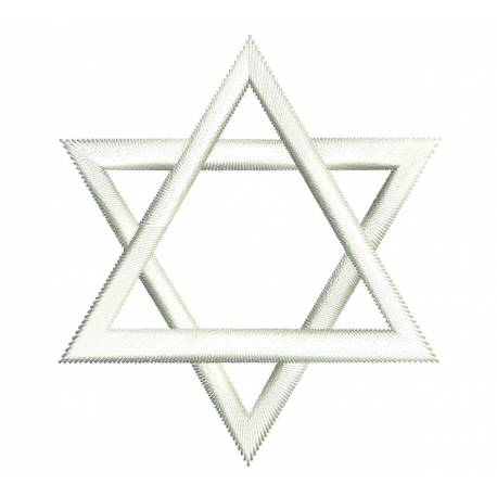 Star Of David Outline