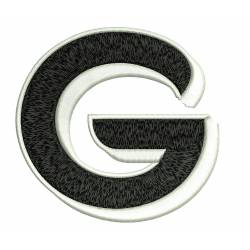 Jumbo Filled Alphabet G